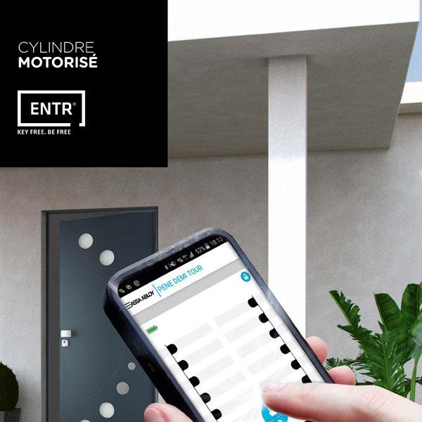ENTR1-serrure de sécurité-fichet