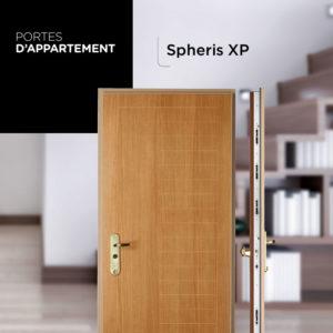 Omnium Sécurité - Porte Blindée SPHERIS XP