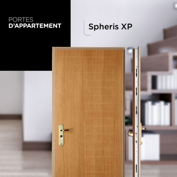 Omnium Sécurité - Porte Blindée SPHERIS XP